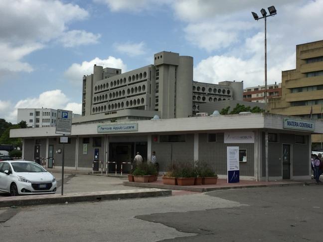 Stazione Matera nuova